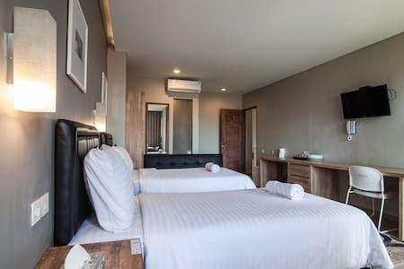 Kuta Beach Stay, Studio 1br Apt - Apartamento