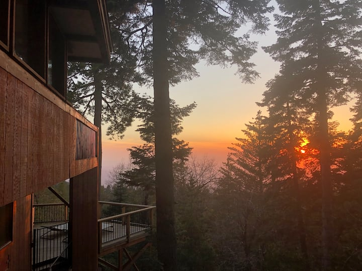 SUMMER SOLSTICE -Cal-Zen, Hot-tub, Sunset Views