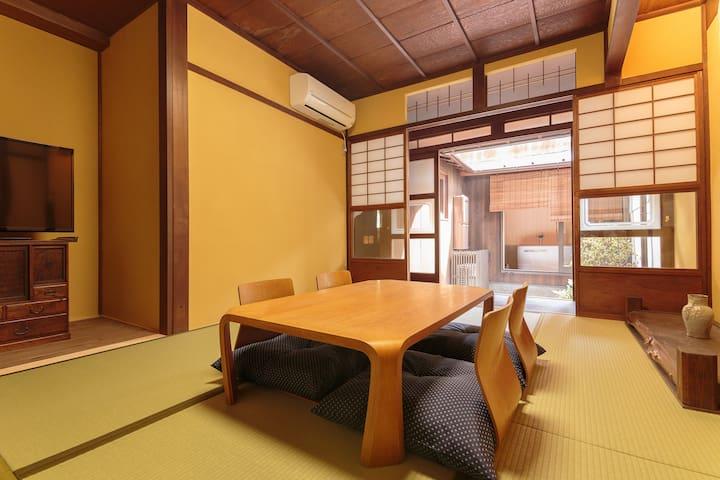 1階 和室・Japanese-style room