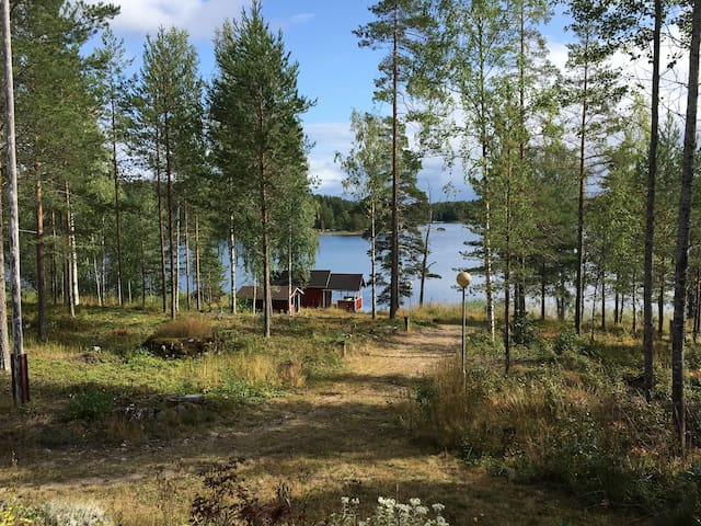 Lake Villa (in Nebensaison 50%Rabatt auf Anfrage)