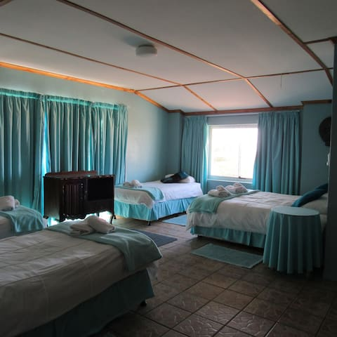 Namgate Guesthouse Family Blue room