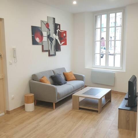 Appartement cosy 65m2 quartier renaissance