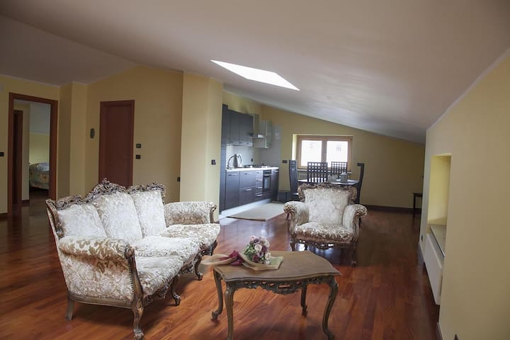 Accogliente casa immersa nel verde  - Campobasso - Appartement