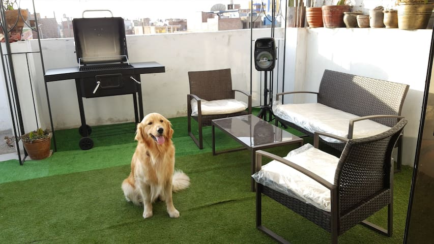CHOCA SPOT (Pet Friendly)-APARTAMENTO entero!