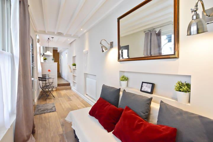 UNIQUE 1 Bed House in Knightsbridge near Harrods