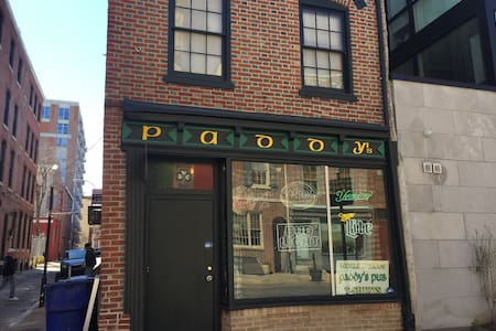 Experience the Original Paddy's Pub!