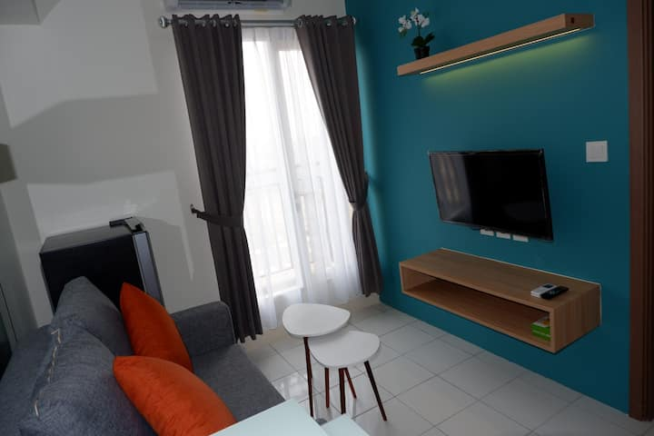Brand New and Cozy 2 bedroom Apartment - PGV