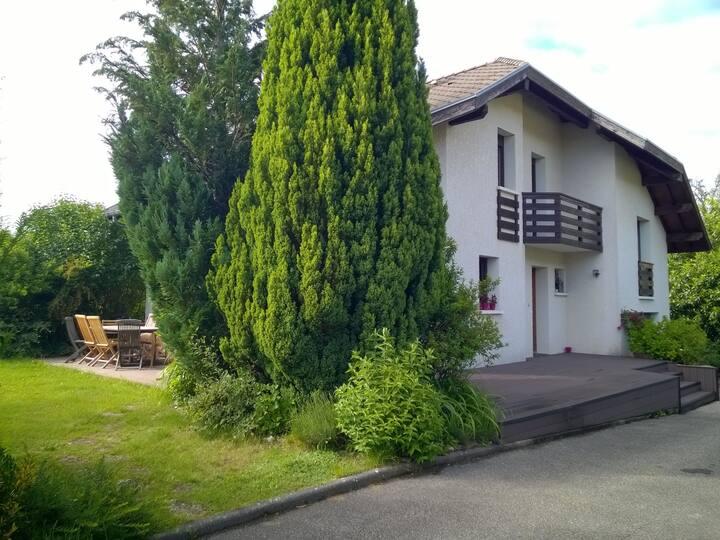 Maison à Quintal (Annecy/Semnoz)