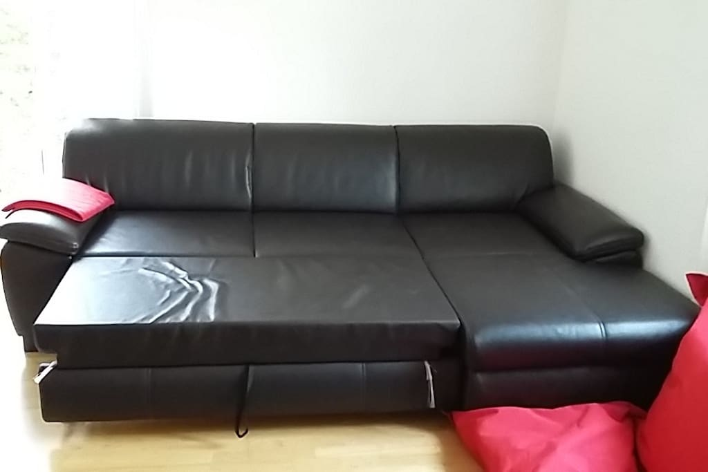 Open couch