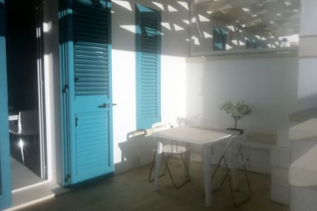 Camera doppia luminosa a Mancaversa - Marina di Mancaversa - Bed & Breakfast