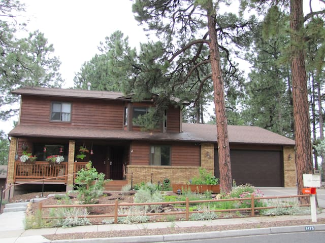 Guidebook for Mt. Elden Home Base 1&2        Flagstaff, Arizona