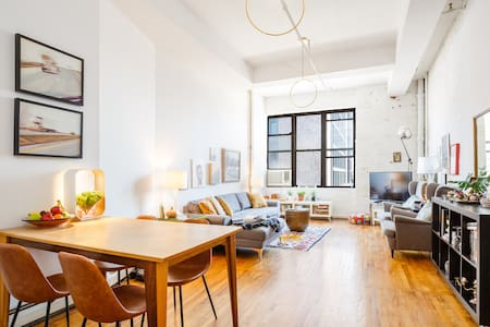 Prime Williamsburg Loft off Bedford