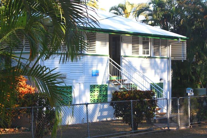 Typical Queenslander high set house