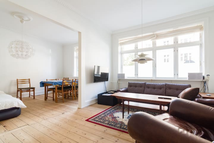 Central location - quiet neigbhorhood - København - Apartment