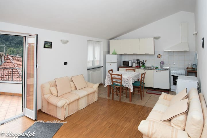 Residence le Fragole - Bargone - Appartement