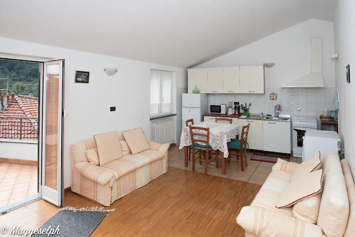 Residence le Fragole - Bargone - Wohnung
