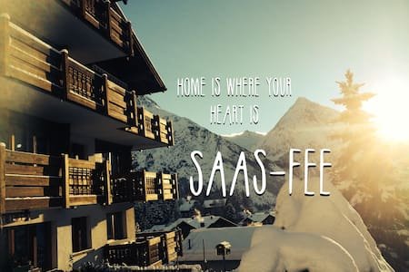 Cozy 5 bed apartment – Haus Astor - Saas-Fee - Saas-Fee - Wohnung