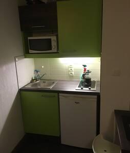 Petit loft de 25m carré meublé . - Grenoble