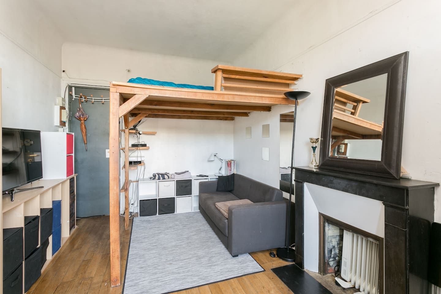 Mini Cosy Loft relax 5 minutes from Paris Centre - Apartments for ...