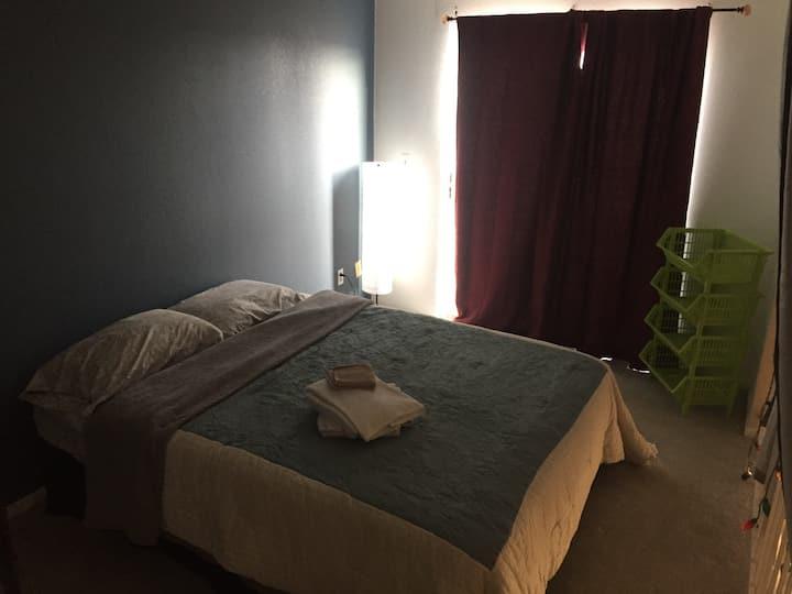 Guest Bedroom in Cozy Colorado Home