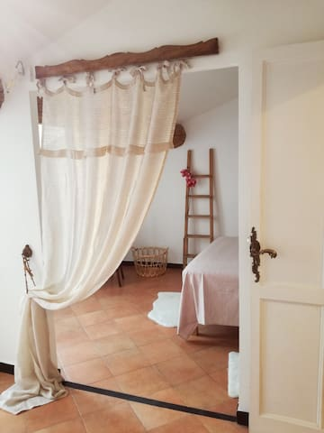 Casa Ramé, family Suite with private terrace
