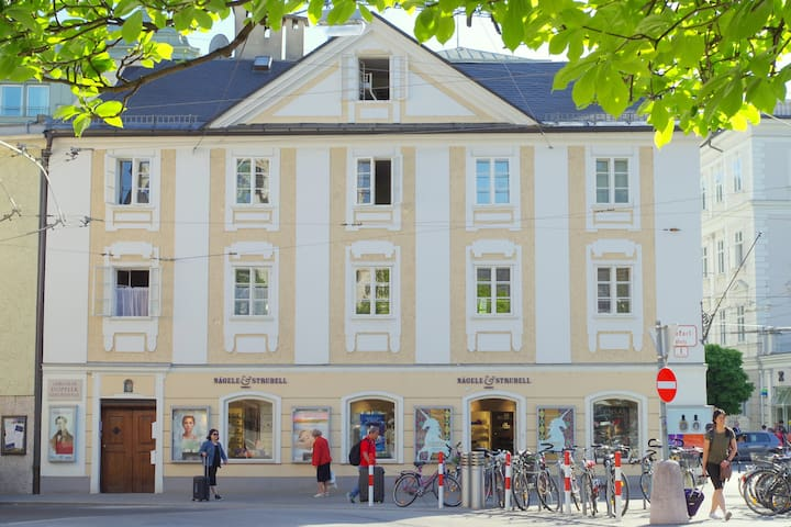 4 - Sishaus - View at Mozarts