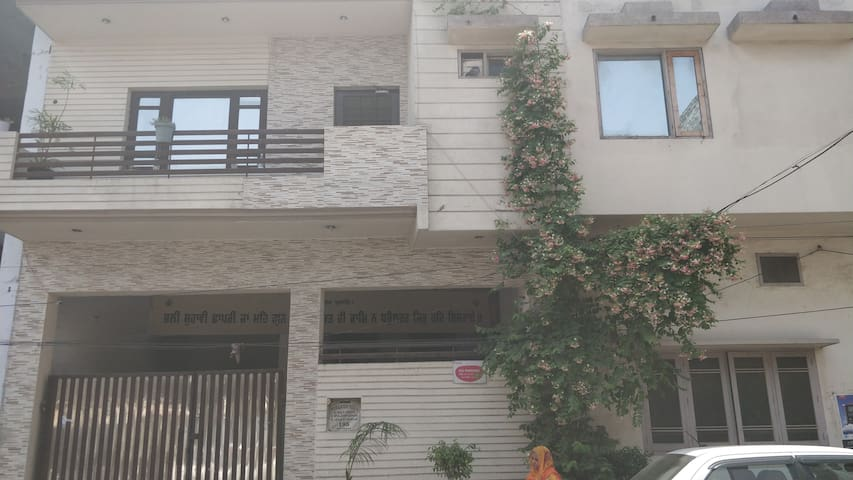 Another home in Amritsar