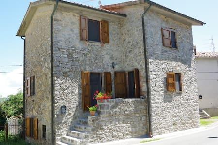 Stone farmhouse in Tuscany close to Saturnia Spa - Cellena - Σπίτι
