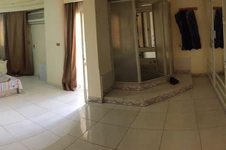 Shared cozy 1 BD studio - Cairo - Apartment