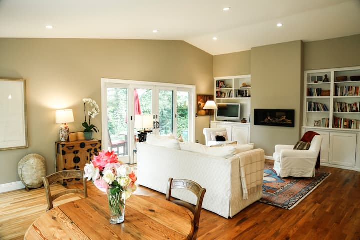 Harmony House - a serene place to relax and renew