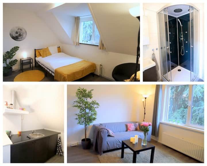 New Living and Bedroom Close to ASML & HTC