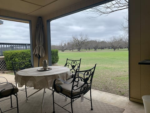 Golf Course View Guest Suite
