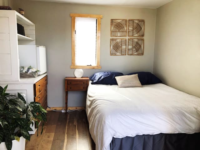 Detached one bedroom Tiny House