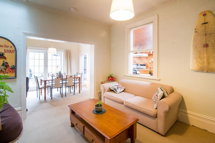 Private room, cosy home and perfect location!