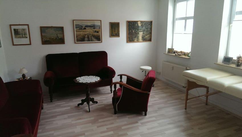 Ein-Zimmer Appartement im Zentrum - Meiningen