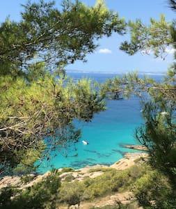 Mallorca - Sa Torre, ruhige und gemütliche Wohnung - Sa Torre - Wohnung