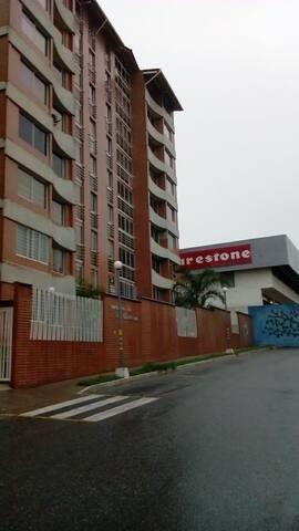 Habitación en departamento de lujo. - Mérida - Apartamento