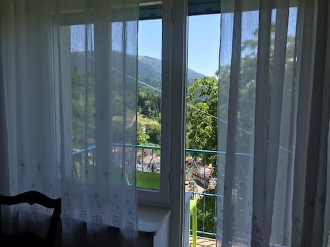 Casa con vista sulle Dolomiti 🏞