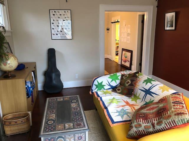 Greenwood Guest Room