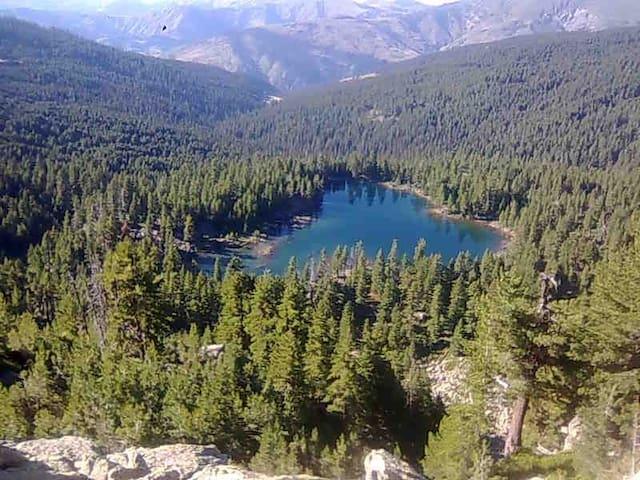 MOUNTAIN LAKE LIVING - Plav - Hytte