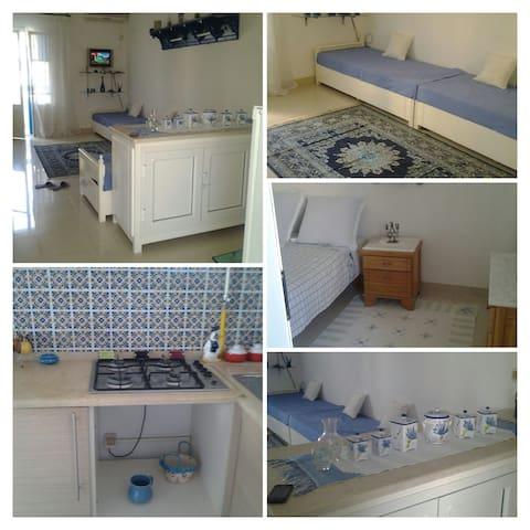 Appartement: piscine pieds ds l'eau - Hammam Sousse - Wohnung