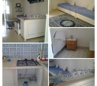 Appartement: piscine pieds ds l'eau - Hammam Sousse - Apartmen