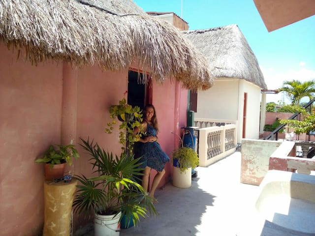 Pequeño pent house, cuartel playa