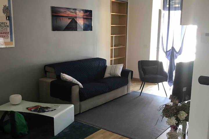La casa del Mago, Torino, appartamento in centro