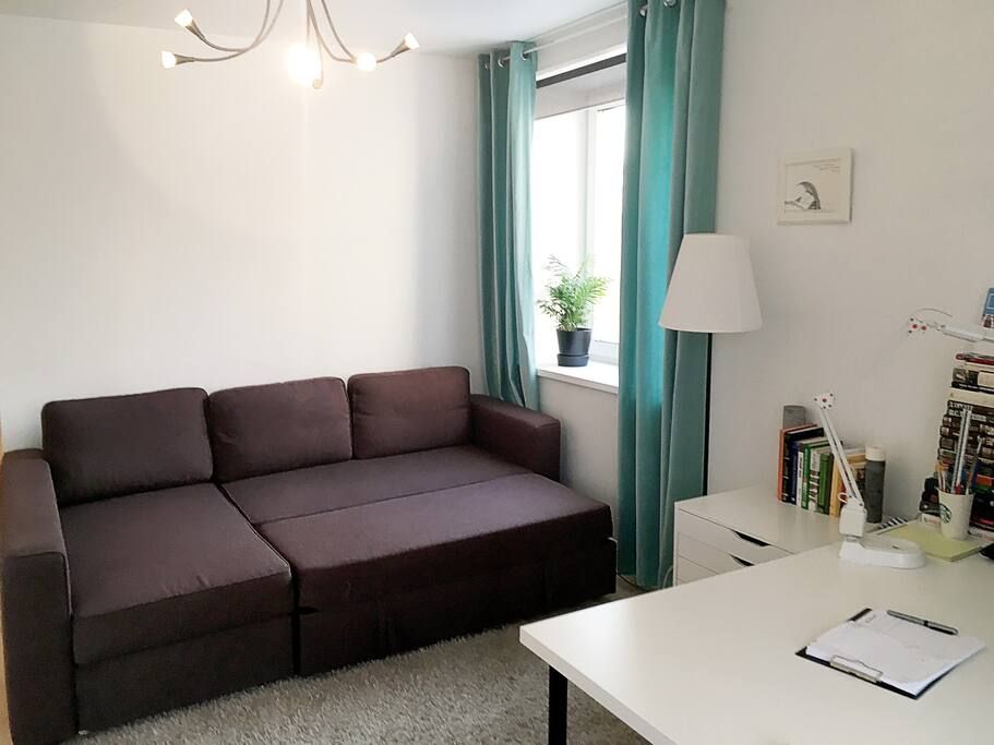 Soft and very comfortable sofa!