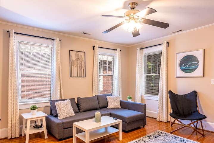 Charming 1BR condo in Elizabeth neighborhood