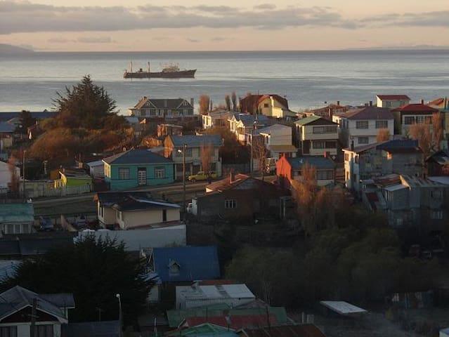 Warm&Cozy ¨Casa de Suerte¨ - Punta Arenas