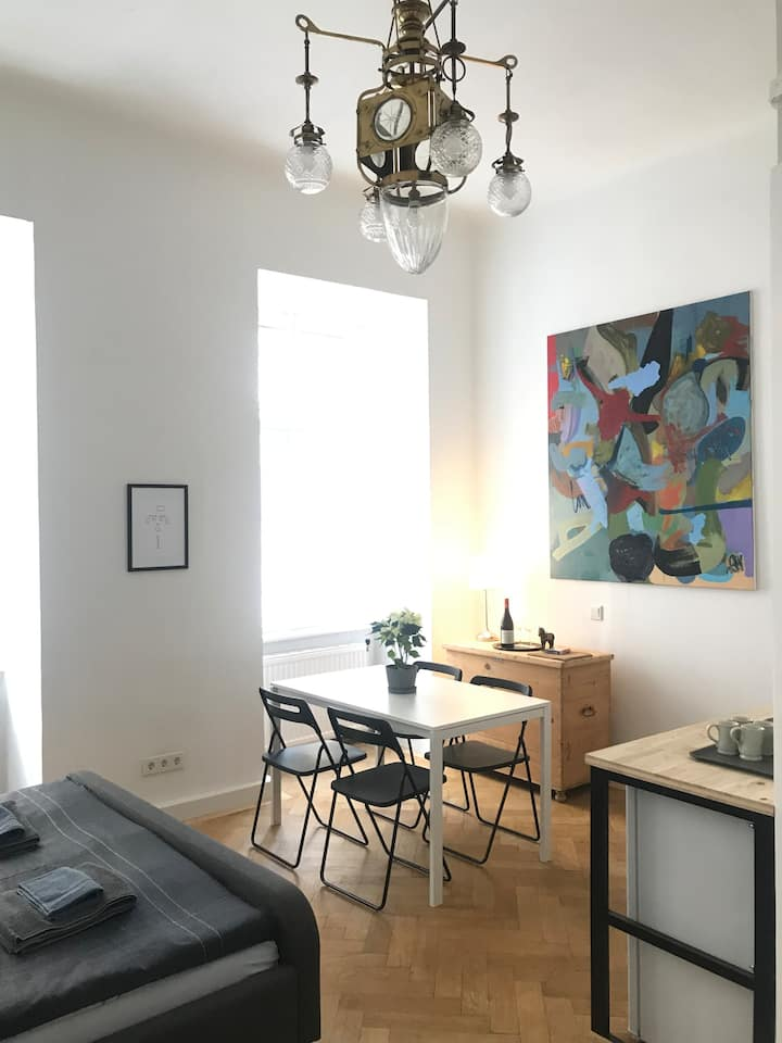 Central Studio Apartment in Josefstadt, Vienna