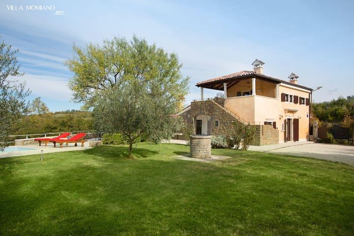 Villa Momiano - Momjan - House