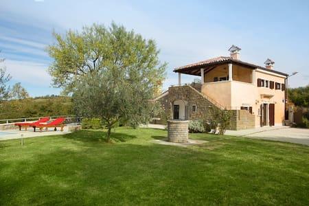 Villa Momiano - Momjan